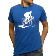 The Rider summer men's cycling t-shirt