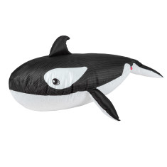 Woouf Bean Bag Cover - Orca