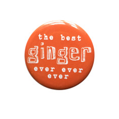 Best ginger badge