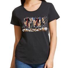Women's Paris Roubaix t-shirt