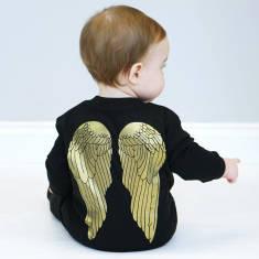 Angel Baby Sleepsuit
