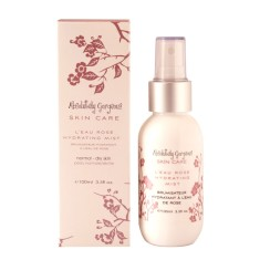 Eau de rose hydrating face mist