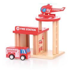 UDEAS Qpack - Fire Station
