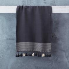 Truva Fine Stripe  Hand Towel