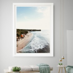 Hamptons Love | Framed Art