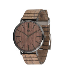 WeWood Horizon Nut Oak Wood Watch