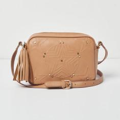 Stargazer Cross Body Bag - Vegan Leather (Various Colours)