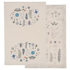 Mystique Tea Towels (set of 2)