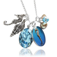 Jewels of the ocean necklace