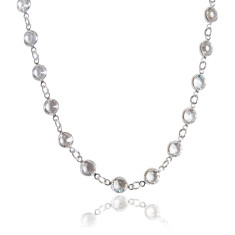 Swarovski crystal jewelled chain