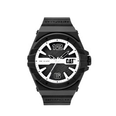 CAT Spirit series watch in black & white