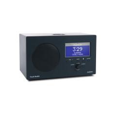 Albergo+ bluetooth digital table radio in graphite