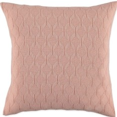 Albert cushion in peach
