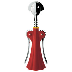 Alessi Anna G red corkscrew