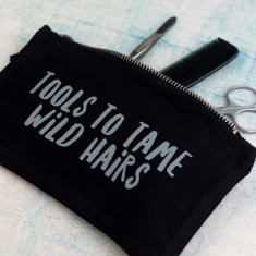 Tools To Tame Wild Hairs' Washbag Set For Men