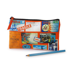 American souvenirs pencil case