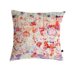 Rorschach cushion cover