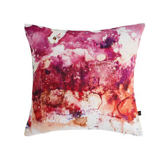 Ruby cushion cover