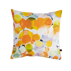 Eleventh hour cushion cover