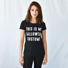Halloween Costume Halloween Women's Tee