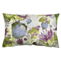 Anemone long cushion cover