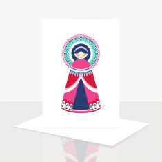 Angel greeting card (box of 8)