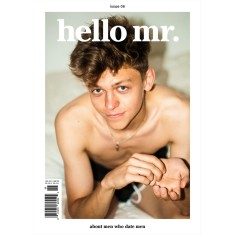 Hello Mr magazine subscription (bi-annual for one year)