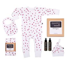 The Deluxe Baby Gift Set 100% Organic