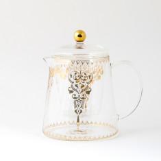 Moroccan Glass Teapot