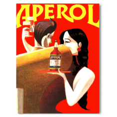 Aperol spritz canvas