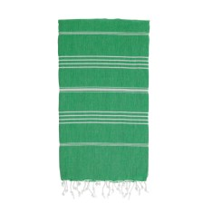 Originals kids' Turkish towel in green