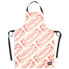 Tunnock's caramel wafer repeat apron
