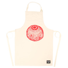 Tunnock's teacake apron