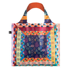 LOQI reusable bag in hvass & hannibal maze