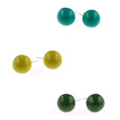 South Pacific round stud pack in green mix