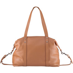 Love and Lies leather bag in tan