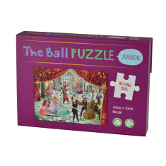 Masked ball 100-piece puzzle