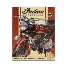 Indian Chief Sign