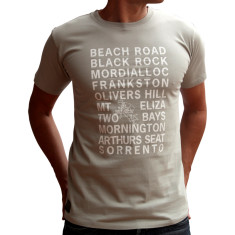 Beach road t-shirt
