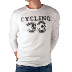 Cycling #33 men's long sleeve t shirt