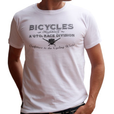 Vintage bicycles men's t-shirt
