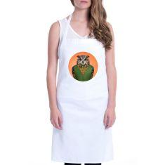 Owl classic apron