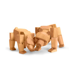 Areaware ursa wooden animal (multiple sizes)