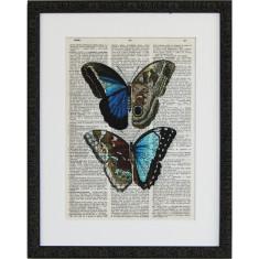 Lexicon butterfly ball print