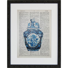Lexicon ginger jar print