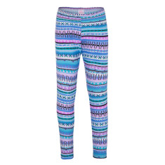 Girls' UPF 50+ aztec leggings