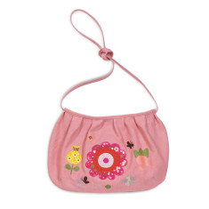 Minilabo embroidered bag