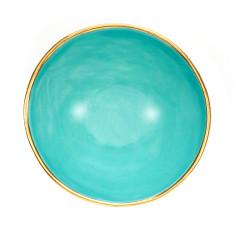 Pastel green ring bowl