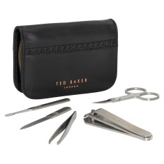 Ted Baker men's brogue manicure kit