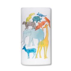 Animal Stack Weegoamigo Cot fitted sheet